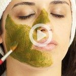 How to Make a Japanese Matcha Tea Mask