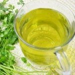 Cilantro Leaf Tea for Detox and Anti-inflammation
